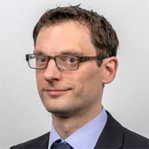 Stefan Streif (Keynote Speaker for SAC)